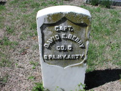 Capt David E. Berry