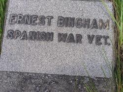 Ernest Bingham