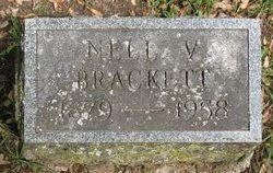 Nellie V <i>Wiggins</i> Brackett