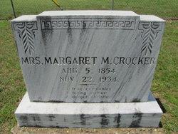 Margaret M. Crocker