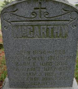 Mary E McCarthy