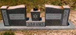 Grace <i>Pierce</i> Abrams