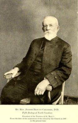 Rev Joseph Blount Cheshire