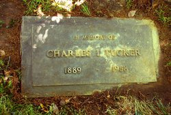 Charles Irvin Tucker