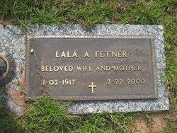 Lala <i>Abernathy</i> Fetner