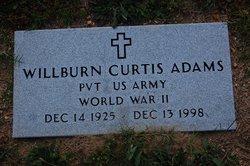 Wilburn Curtis Adams