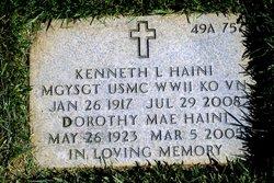 Dorothy Mae <i>Short</i> Haini