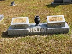 William Gaston Hardy, Sr