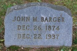 John Milton Barger