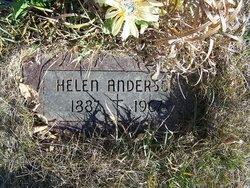 Helen M <i>Jacobson</i> Anderson