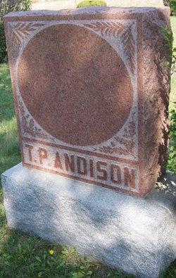 Elizabeth <i>Matheson</i> Andison