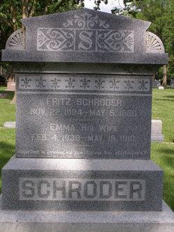 William Fredrich Fritz Schroeder