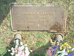 Lionel K. Akuna