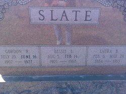 Gordon R Slate