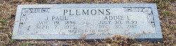 Addie L. <i>Edmonds</i> Plemons