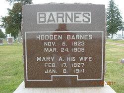 Hodgen Barnes