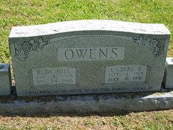 Gilbert B. Owens