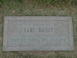 Earl Bailey