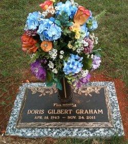 Doris Ann <i>Gilbert</i> Graham