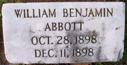 William Benjamin Abbott