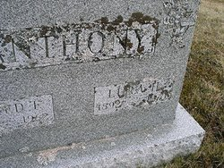 Lura H. <i>Foss</i> Anthony