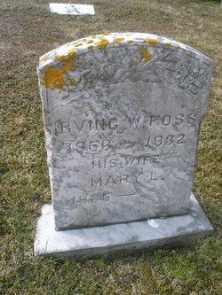 Mary Elizabeth Lizzie <i>Smith</i> Foss