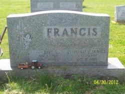 Virginia Elizabeth <i>Skaggs</i> Francis