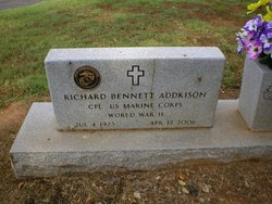Richard Bennett Addkison