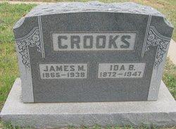 Ida Belle <i>Davis</i> Crooks