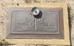 Thomas Willard Bandy
