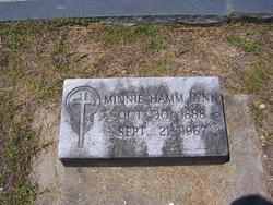Minnie Lee <i>Wildes</i> Hamm Lynn