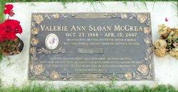 Valerie Ann <i>Sloan</i> McCrea