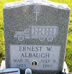 Ernest W Albaugh