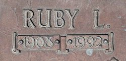 Ruby Lena <i>Rogers</i> Fields