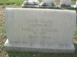 Maria J. <i>Spencer</i> Baugh