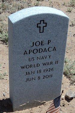 Joe P Apodaca