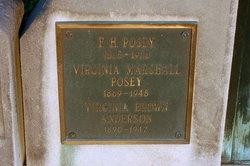 Fayette Herman Posey