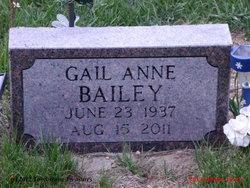 Gail Anne Bailey
