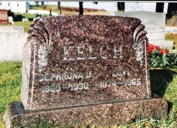 Sephrona Belle <i>Mayfield</i> Kelch