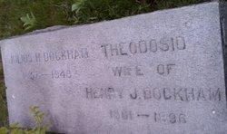 Theodosia Winner <i>Luce</i> Dockham