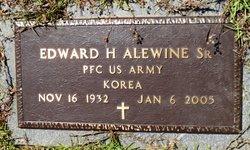 Edward H. Alewine, Sr