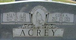 Cora A. Acrey