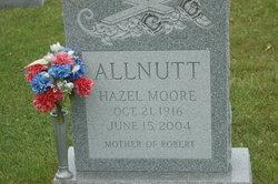 Hazel Moore Allnutt