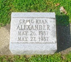 Graig Ryan Alexander