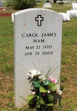 Carol James Ham