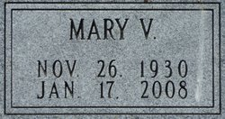 Mary V Brewer
