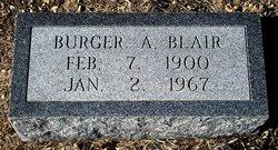 Burger Alvery Blair