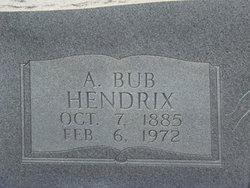 Alex Bub Hendrix