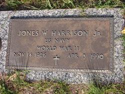Jones W. Harrison, Jr