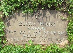 Gustav Ernest Preiss